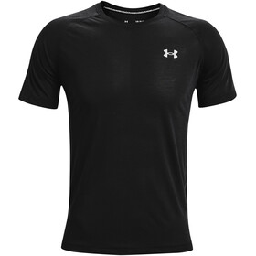 Under Armour Streaker Short Sleeve Shirt Men, black-black